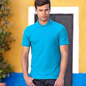 Poloshirt - FRUIT of the LOOM -  Premium Polo