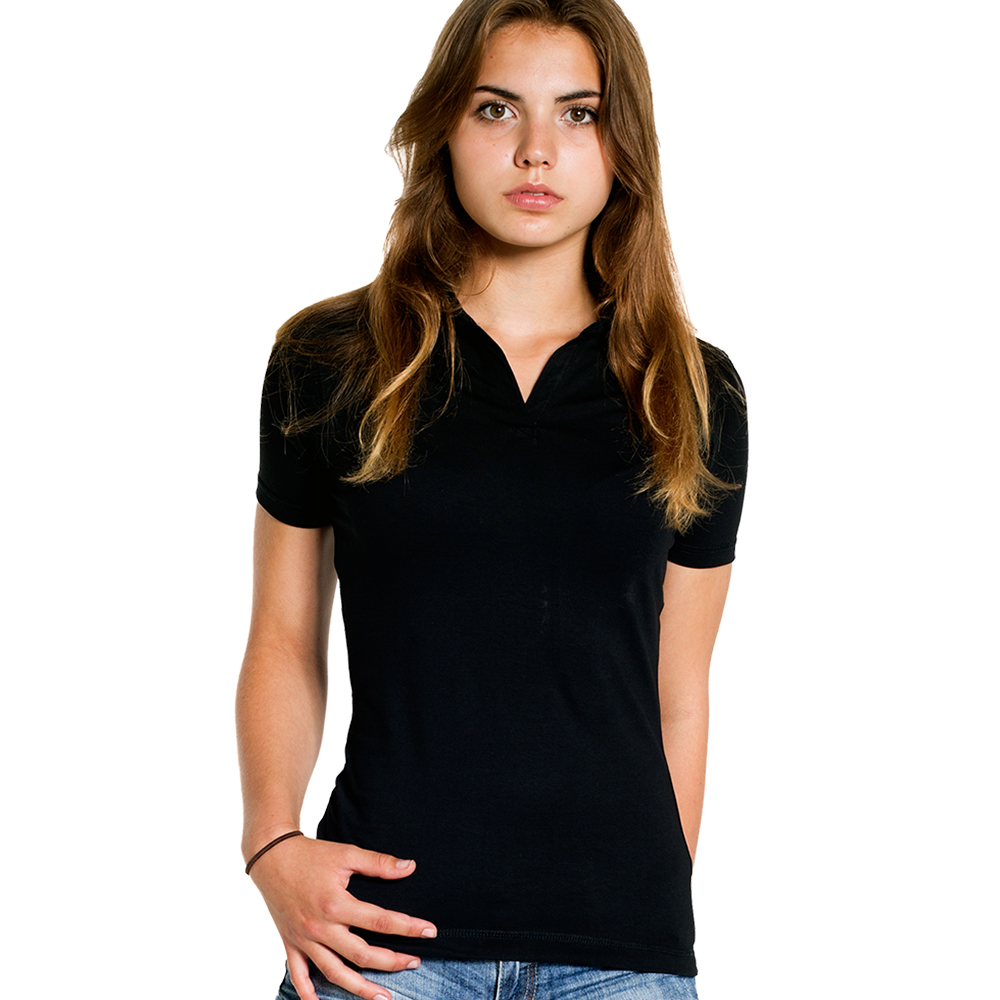 0110 CAPRI Jersey Polo Girl
