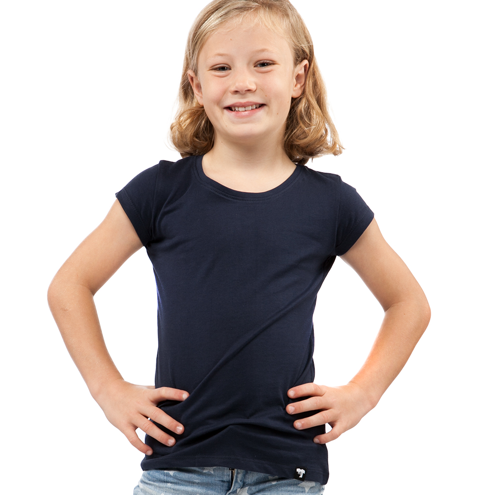 T-Shirt - Hi5 -  BILLE Kids Girl T
