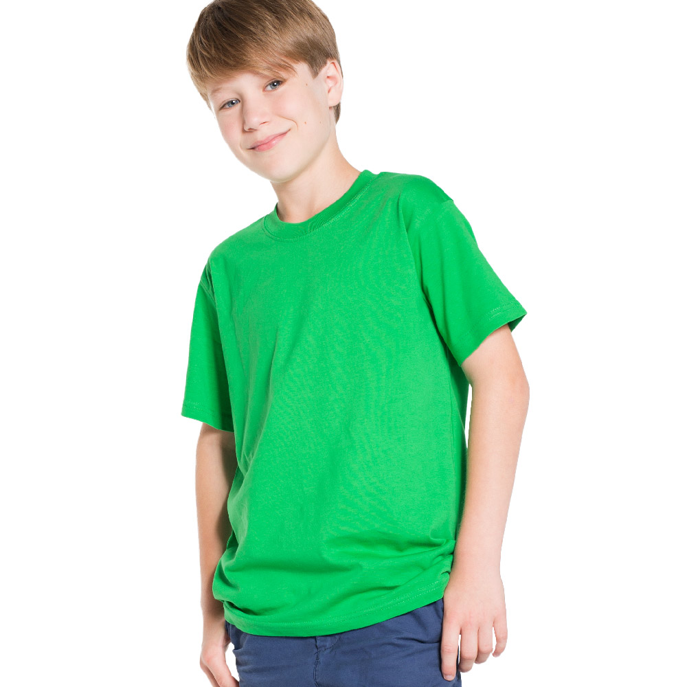 0051 BUFFALO Basic Kids T
