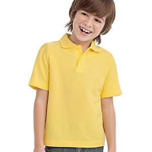 Poloshirt - Stedman -  Polo Junior