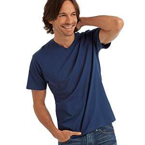 T-Shirt - Best Price -  Best Price V-Neck Man
