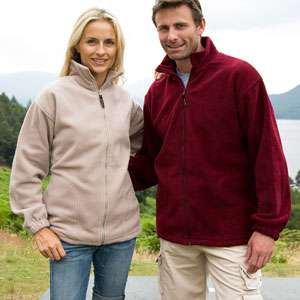 Fleece - Result -  Active Fleece Jacket