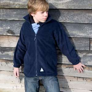 Fleece - Result -  Junior Active Fleece Jacket