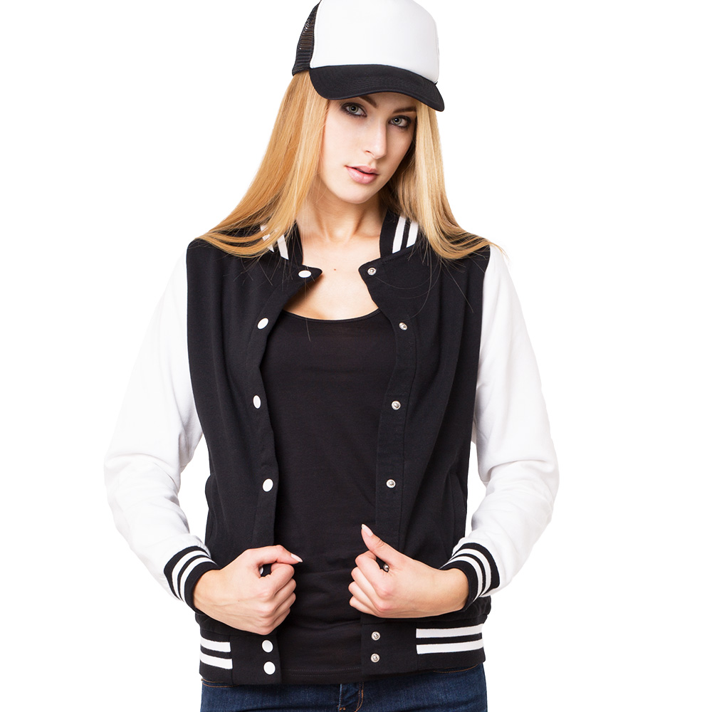 Jacke - Hi5 -  RETRO COLLEGE Jacke Girl