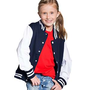 Jacke - HI 5 - RETRO COLLEGE Jacke Kid