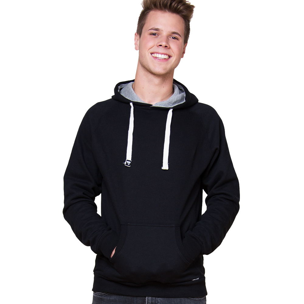 Sweater - HI 5 - LUKE Contrast Hood Man