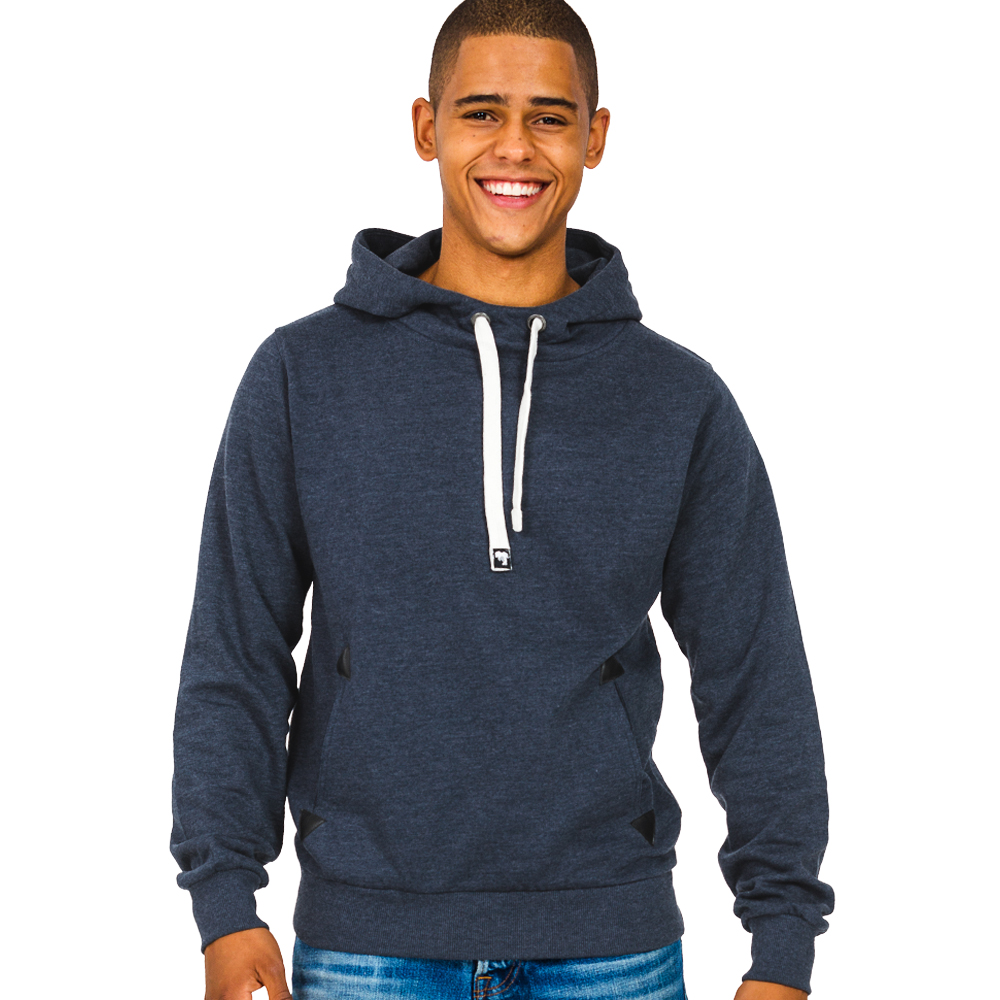 Sweater - HI 5 - MIKA Melange Hooded Man