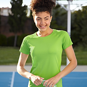 Sport - FRUIT of the LOOM -  Lady Fit Performance T