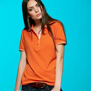 Poloshirt - James Nicholson -  Ladies Lifestyle Polo