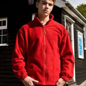 Fleece - Result -  Youth Active Fleece Jacket
