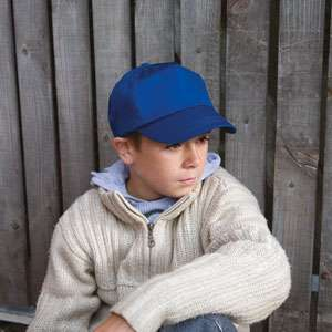 Kappen - Result Headwear -  Junior Cotton Cap