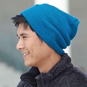 Kappen - Myrtle Beach -  Knitted Long Beanie